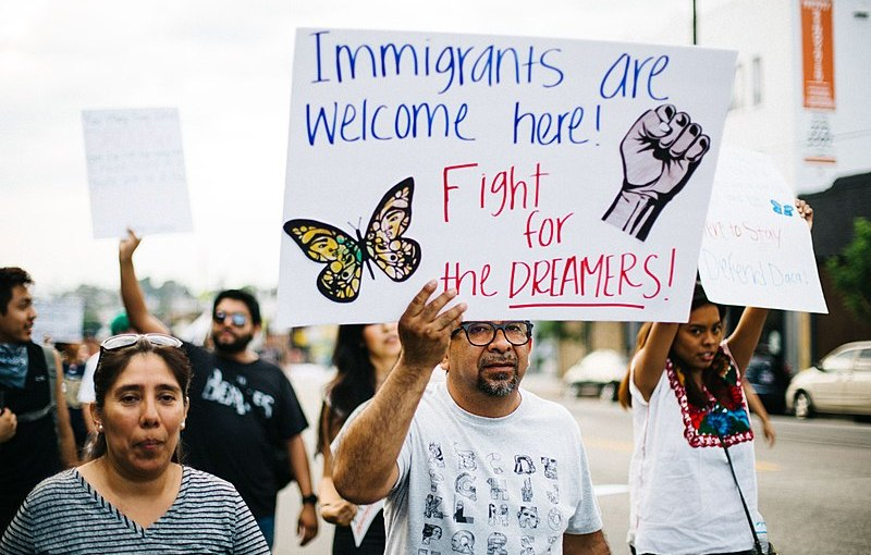 A right to DREAM: The historical role of youth in the immigrant rights movement